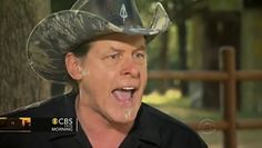 Ted Nugent's Wife Files for Divorce after being Outed as Ted Nugent's Wife