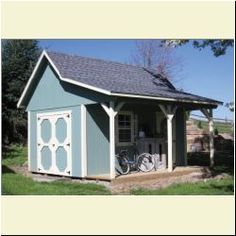 Click Here - To Find Out More Backyard Storage Sheds, Shed Storage, Window Above Door, Octagon Window, Amish Cabins, Decorative Hinges, Shingle Colors, Window Accessories