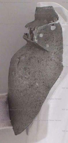 Visor, Germanisches Nationalmuseum, Nuremberg 1350-1380 German ref_arm_1544_002
