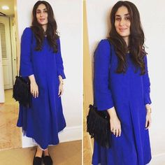 362554994db0b Kareena Kapoor Khan shows us how to dress for those fancy holiday parties  while you're pregnant!