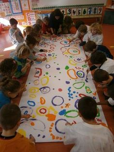 30 Classroom Activities Ideas - Aluno On Kindergarten Activities, Preschool Activities, Toddler Preschool, Art For Kids, Crafts For Kids, Diy Crafts, Education Quotes For Teachers, Educational Technology, Pre School