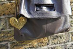 Crochet Hearths…..bag accessories from: http://crochetbrio.blogspot.co.uk/