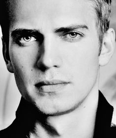 Hayden Christensen. Not the best actor in the world, but something about his intense face and that sullen darkness he has just gets to me.