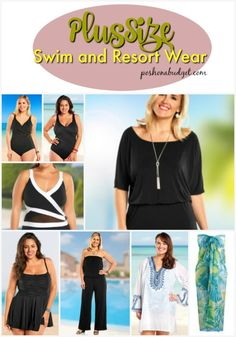 PlusSize Swim and Resort Wear Preview