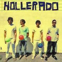 Hollerado: I am actually obsessed.