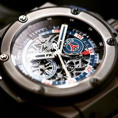 http://chicerman.com  imxconcept:  #menswear #time #timepiece #watch #watches #mensfashion #style #hublot #class #luxury #automatic #automaticwatch #dapper #hublotlovesfootball #limited #concept #imx #PSG #footballclub  #accessories