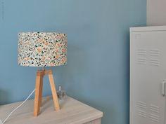 Lampe trépied BIRDY