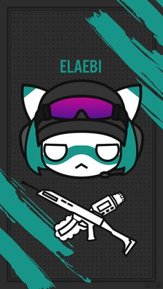 rainbow six siege gif wallpaper Rainbow Six Siege Dokkaebi, Rainbow 6 Seige, Tom Clancy's Rainbow Six, Rainbow Art, Rambo 6, R6 Wallpaper, Rainbow Wallpaper, Dibujos Cute, Shared Folder