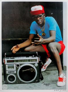 Back In The Days / Jamel Shabazz