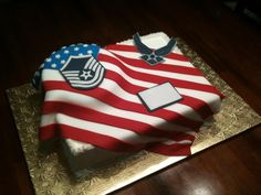 air force retirement cake | Featured Sponsors