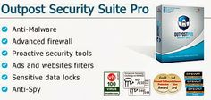 Outpost Security suite Pro recently updated its version to 9.0 and Outpost Russia giving free license to Computer Bild Germany magazine subscribers, this software is not very well known but a nice one. It is a complete suite which include antivirus, firewall and internet security itself. As, this software is updated last month, it hold latest virus definition and improvements which lag in last updates.