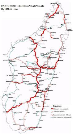 Carte Routiere Madagascar Gratuite.Les 11 Meilleures Images De Voyage Madagascar Location De