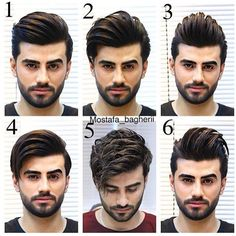 Most popular and trendy hairstyles for men - Wittyduck Popular Mens Hairstyles, Mens Hairstyles With Beard, Cool Hairstyles For Men, Hair And Beard Styles, Hairstyles Haircuts, Haircuts For Men, Short Hair Styles, Medium Hairstyles, Modern Haircuts