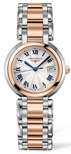 @longineswatches PrimaLuna Ladies #bezel-fixed #bracelet-strap-rose-gold #brand-longines #buckle-type-deployment #case-material-pink-rose-gold #case-width-30mm #date-yes #delivery-timescale-1-2-weeks #dial-colour-silver #gender-ladies #l81125786 #luxury #movement-quartz-battery #official-stockist-for-longines-watches #packaging-longines-watch-packaging #sku-lng-047 #subcat-primaluna #supplier-model-no-l8-112-5-78-6 #warranty-longines-official-2-year-guarantee #water-resistant-30m
