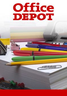 5% - 85% off office supplies Office Depot promotional codes, discounts, and coupons exclusively for WakeUpNow members