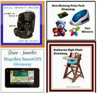 Share, promote and enter some giveaways on the Giveaway Linky Thursday 9/26/2013