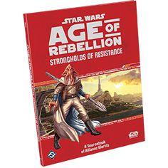 Strongholds of Resistance - Fantasy Flight Games