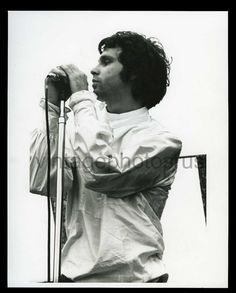 Jim Morrison the door rock & roll  c1960 photo by VintagePhotosRus, $18.00