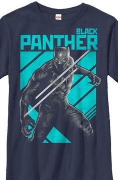 Black Panther Civil War T-Shirt