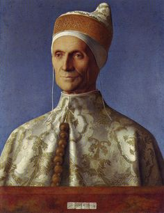 Giovanni Bellini, Portrait of the Doge Leonardo Loredan