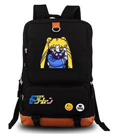 5c95d92bd59d Amazing offer on YOYOSHome Anime Sailor Moon Cosplay Bookbag Daypack Laptop  Backpack School Bag online