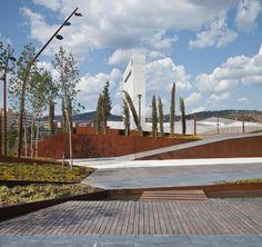 Forum of Grenada (Spain) | Federico Wulff Barreiro & Francisco del Corral