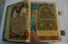 120 year old Bible title page (year 1885) as of 2005 | Flickr - Photo Sharing!