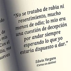 Cuántos errores cometemos en nombre del amor. Idealizamos amigos, historias y , sobre todo, a la persona que amamos. Nos cegamos tanto que llegamos a sacrificar lo que nunca deberíamos: nuestro corazón, nuestra felicidad, y a veces, incluso, nuestra dignidad. Me enamoré de quien no debería hacerlo, jamás. Llegué a construir historias que sólo existían [&hellip