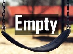 While empty may be perceived as a burden in our lives, empty is what gives us promise for the days ahead. Use Empty this Easter to share with your congregation.