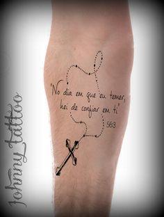 Tattoo frases biblicas