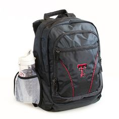 Texas Tech Red Raiders NCAA 2-Strap Stealth Backpack