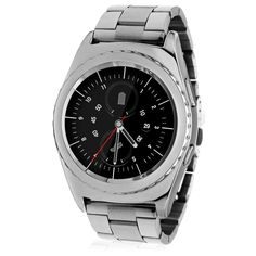 "(39.99$)  Watch here - http://ais8r.worlditems.win/all/product.php?id=32713316208 - ""Stainless steel Strap Fashion NO.1 G4 MTK6261A 1.2"""" Round IPS Screen Smart Watch Anti-lost Bluetooth V3.0 touch ScreenPassometer"""