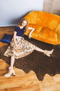 Alice + Olivia Mùa thu / Mùa đông 2017 Bộ sưu tập tiền thu | Vogue Anh
