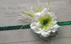 Simple St.Patty's Day flower