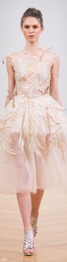 Spring 2017 Haute Couture Dany Atrache