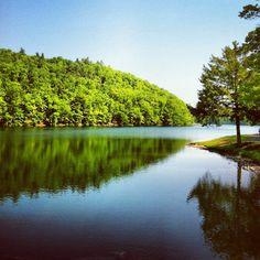 West Hartford, CT reservoir