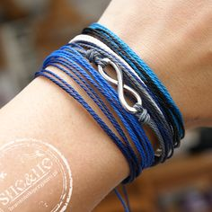 hand made strings bracelets, personalized, men style