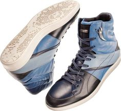 alexander mcqueen fw10 20 Alexander McQueen x PUMA   Fall/Winter 2010   Sneakers Collection