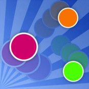 Color Dots is all about simple fun.  Pop the moving dots to make music!  Let your kids have some fun with this one.  You can play when they're sleeping :D