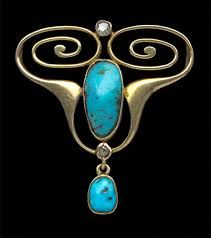 Resultado de imagen para joyeria art nouveau