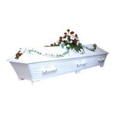 507a, kistdekorationer, begravningsblommor, lavendla begravningsbyra Food, Dekoration