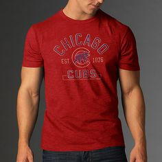 Chicago Cubs Scrum T-Shirt by '47 Brand - MLB.com Shop