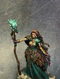 Beira queen of winter