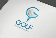 GOLF logo on Behance