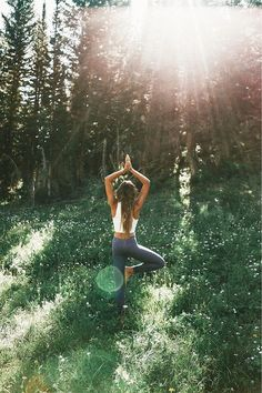 relax | inspire | yoga | pose | nature | natural | body | soul