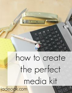 Confused on how to create a media kit? Here's how to create the perfect media kit.