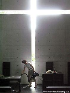 Tadao Ando's Church of the Light