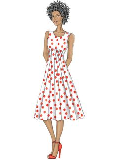 B6555 | Butterick Patterns | Sewing Patterns