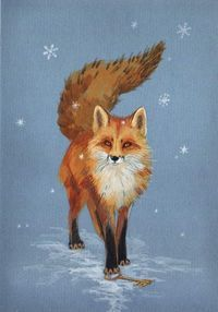 Fox by BoggartOwl on deviantART