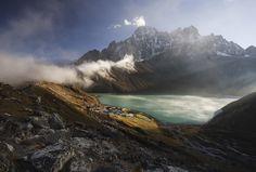 Gokyo, Nepal | imagen por Freddie Ridge,